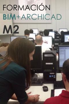 Programa Profesional BIM+ARCHICAD 21 [Módulo 2] Sesiones en Directo