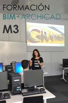 Formación Oficial Master BIM+ArchiCAD [Módulo 3]
