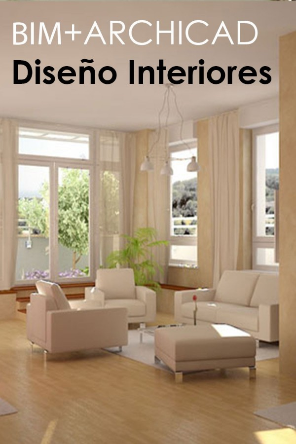 Bim archicad para dise adores de interiores simbim - Disenadores de interiores espanoles ...