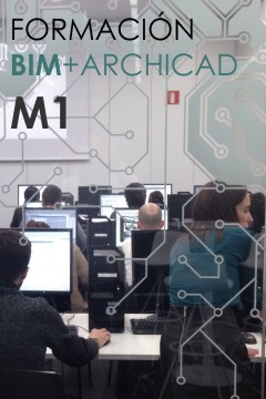 Programa Profesional BIM+ARCHICAD 21 [Módulo 1] Sesiones en Directo
