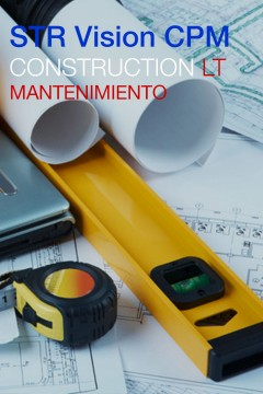 Mantenimiento para STR Vision CPM Construction LT