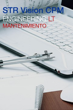 Mantenimiento para STR Vision CPM Engineering LT