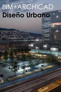 BIM+ArchiCAD para diseñadores urbanos